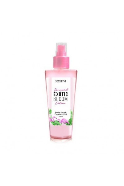 SI-BEB BODY SPLASH EXOTIC BLOOM